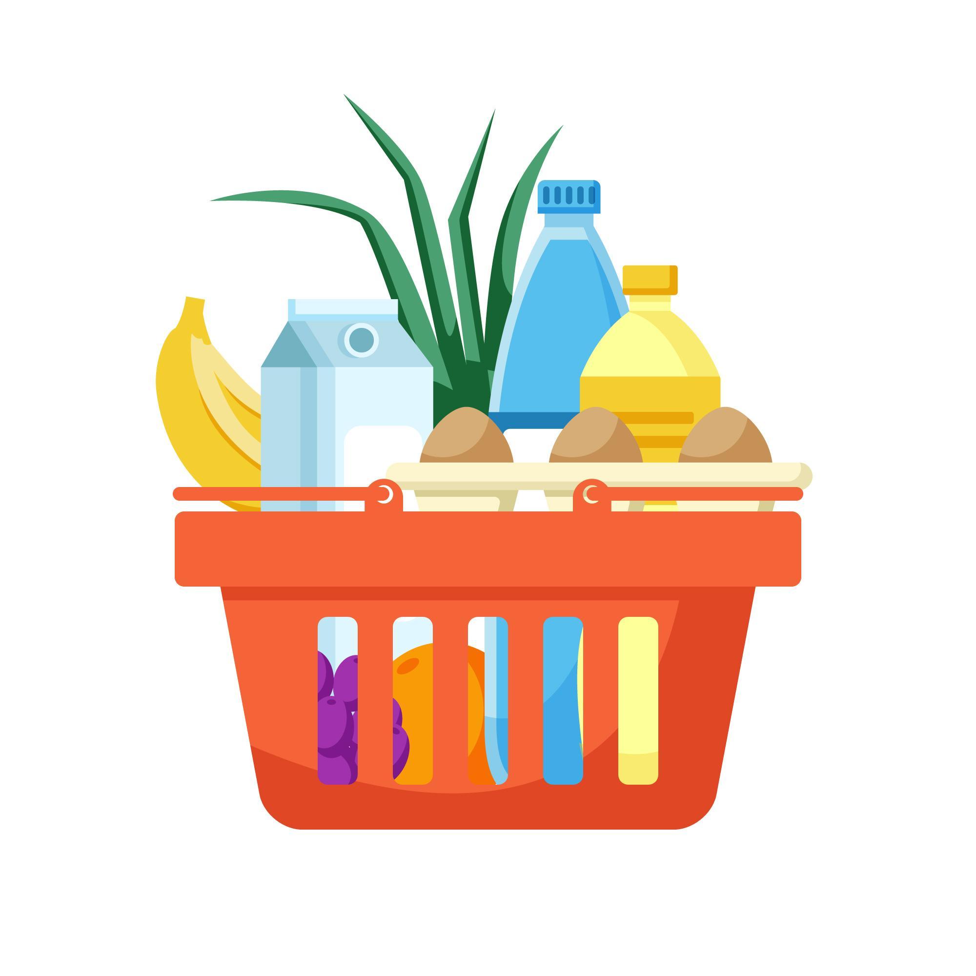 Groceries & Food